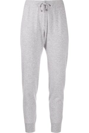 Brunello Cucinelli Drawstring track pants - Grey