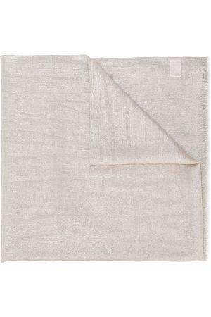 Brunello Cucinelli Lightweight scarf - Neutrals