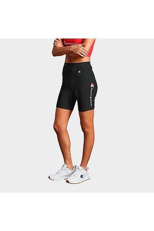 Champion Women's Power Cotton Bike Shorts in