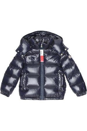 Moncler Dumon hooded down coat