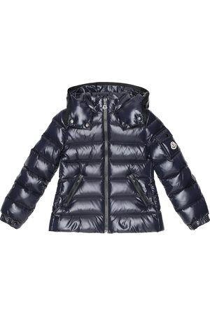 Moncler Girls Coats - Hooded down coat
