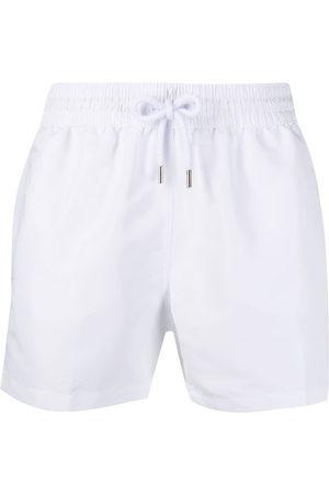 Frescobol Carioca Men Swim Shorts - Sport drawstring swim shorts