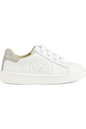 Gucci Boys Sneakers - Ace Interlocking G sneakers