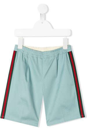 Gucci Side panelled track shorts