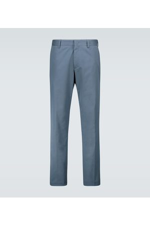 Ermenegildo Zegna Regular-fit cotton pants