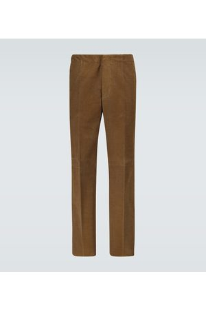 Maison Margiela Cotton corduroy pants