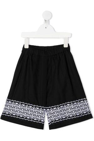 DOUUOD KIDS Brode shorts