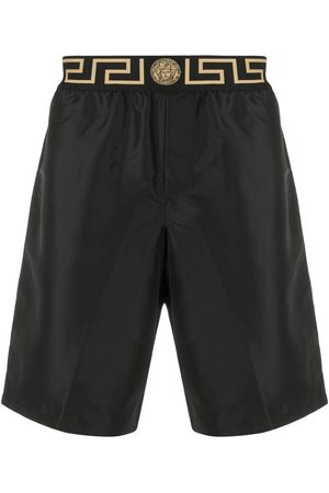 VERSACE Knee-length swimming trunks