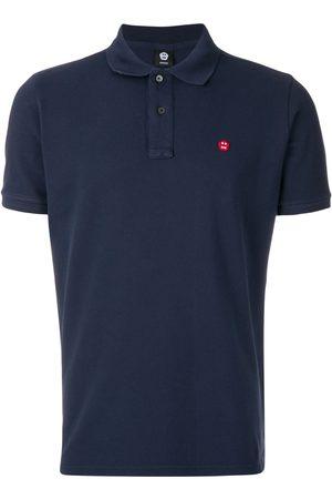 Aspesi Men Polo Shirts - Embroidered patch polo shirt