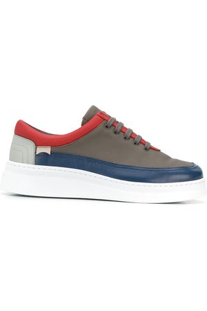 Camper Panelled trimmed sneakers - Grey