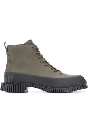 Camper Pix lace-up ankle boots