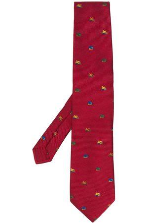 Etro Men Bow Ties - Paisley print tie