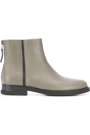 Camper Two-tone ankle boots - Grey