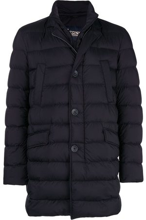 HERNO Men Puffer Jackets - Padded straight fit jacket
