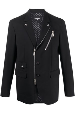 Dsquared2 Men Blazers - Biker-style blazer jacket