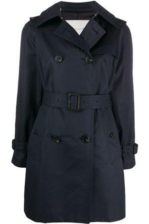 MACKINTOSH Short cotton trench coat