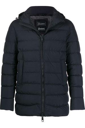 HERNO Men Puffer Jackets - Hooded puffer jacket