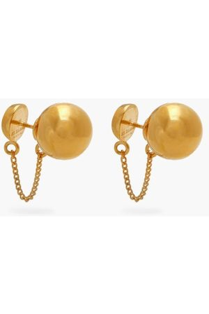 Jil Sander Spherical Stud Earrings - Womens