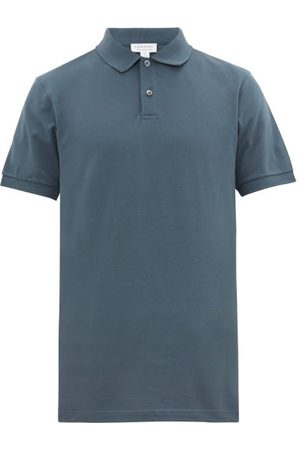 Sunspel Cotton-jersey Polo Shirt - Mens