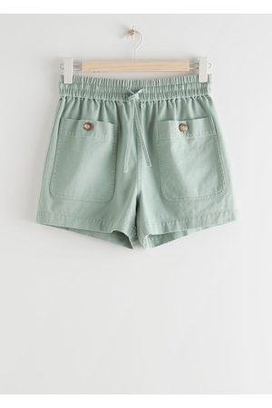 & OTHER STORIES Relaxed Drawstring Shorts