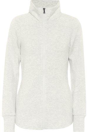 Varley Rossbury stretch-jersey jacket