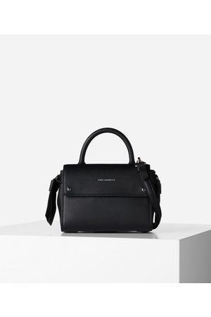 Karl Lagerfeld Women Purses - K/Ikon Mini Top Handle Bag