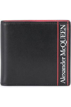 Alexander McQueen Logo bifold wallet