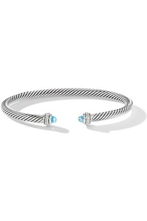 David Yurman Diamond cable bangle