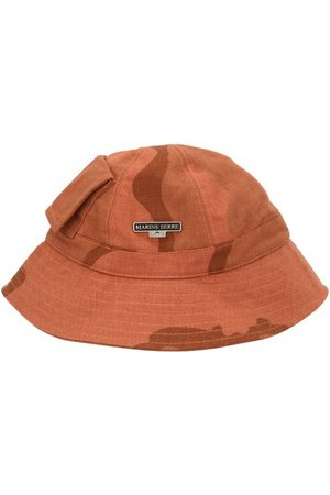 Marine Serre Military Hat