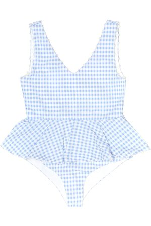 Marysia Exclusive to Mytheresa – French Piana gingham swimsuit