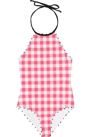 Marysia Exclusive to Mytheresa – Mott gingham swimsuit