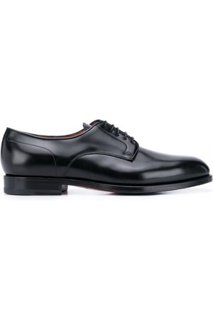santoni Men Formal Shoes - Kenneth Derby shoes