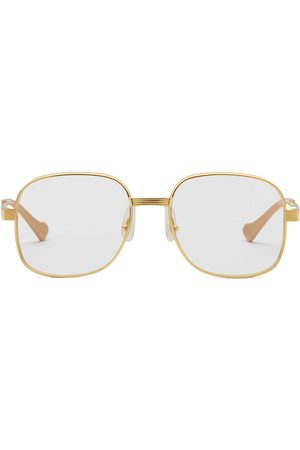 Gucci Men Round - Round-frame sunglasses