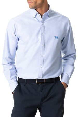 Rodd & Gunn Men's North Island Solid Button-Down Shirt