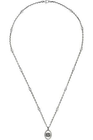 Gucci Women Necklaces - Double G necklace
