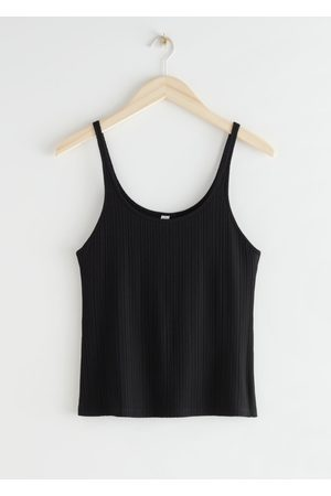 & OTHER STORIES Fitted Tank Top