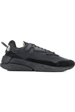 Diesel Men Sneakers - Panelled monochrome sneakers