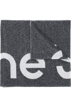 Acne Studios Scarves - Logo jacquard scarf