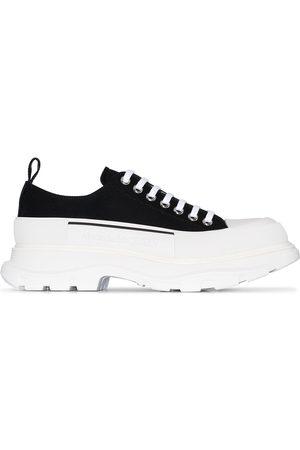 Alexander McQueen Men Sneakers - Tread Slick lace-up sneakers
