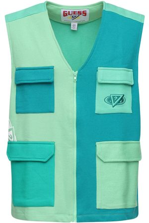 GUESS X J BALVIN Color Block Vest