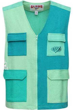 GUESS X J BALVIN Color Block Vest
