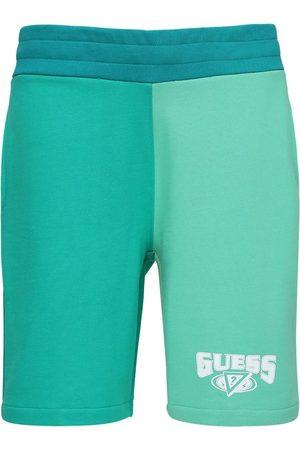 GUESS X J BALVIN Color Block Shorts