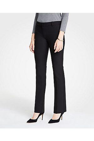 ANN TAYLOR The Petite Straight Leg Pant Size 00 Women's