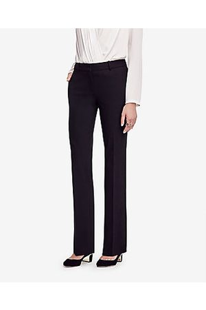 ANN TAYLOR The Petite Straight Pant In Seasonless Stretch - Classic Fit Size 00 Women's