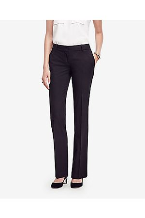 ANN TAYLOR Women Stretch Pants - The Petite Straight Pant In Seasonless Stretch Size 00 Women's