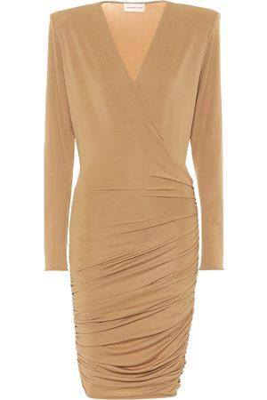 ALEXANDRE VAUTHIER Jersey dress
