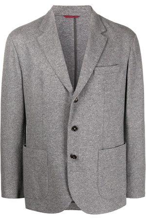 Brunello Cucinelli Single breasted blazer - Grey