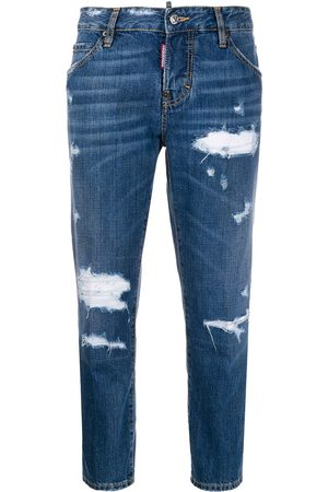 Dsquared2 Beach Cool Girl cropped jeans