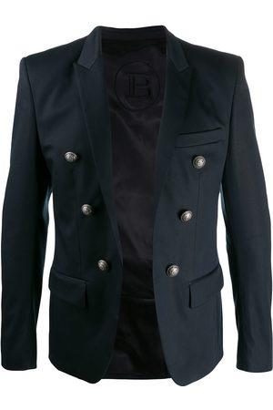 Balmain Open-front blazer