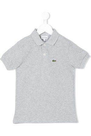 Lacoste Boys Polo Shirts - Classic polo shirt - Grey